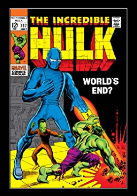 Incredible Hulk (1962-1999) #117