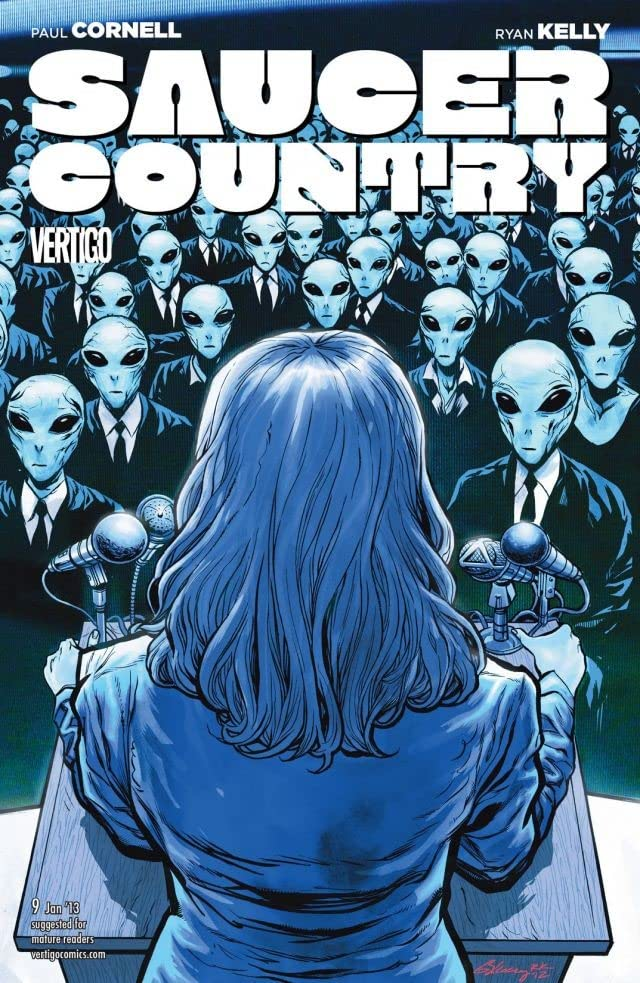 Saucer Country #9