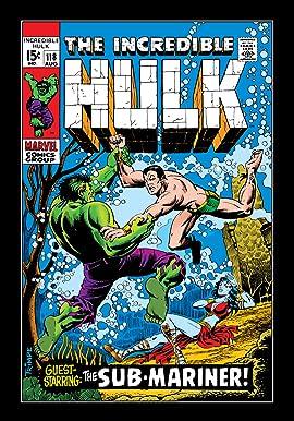 Incredible Hulk (1962-1999) #118