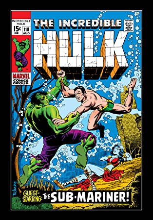 Incredible Hulk (1962-1999) #118