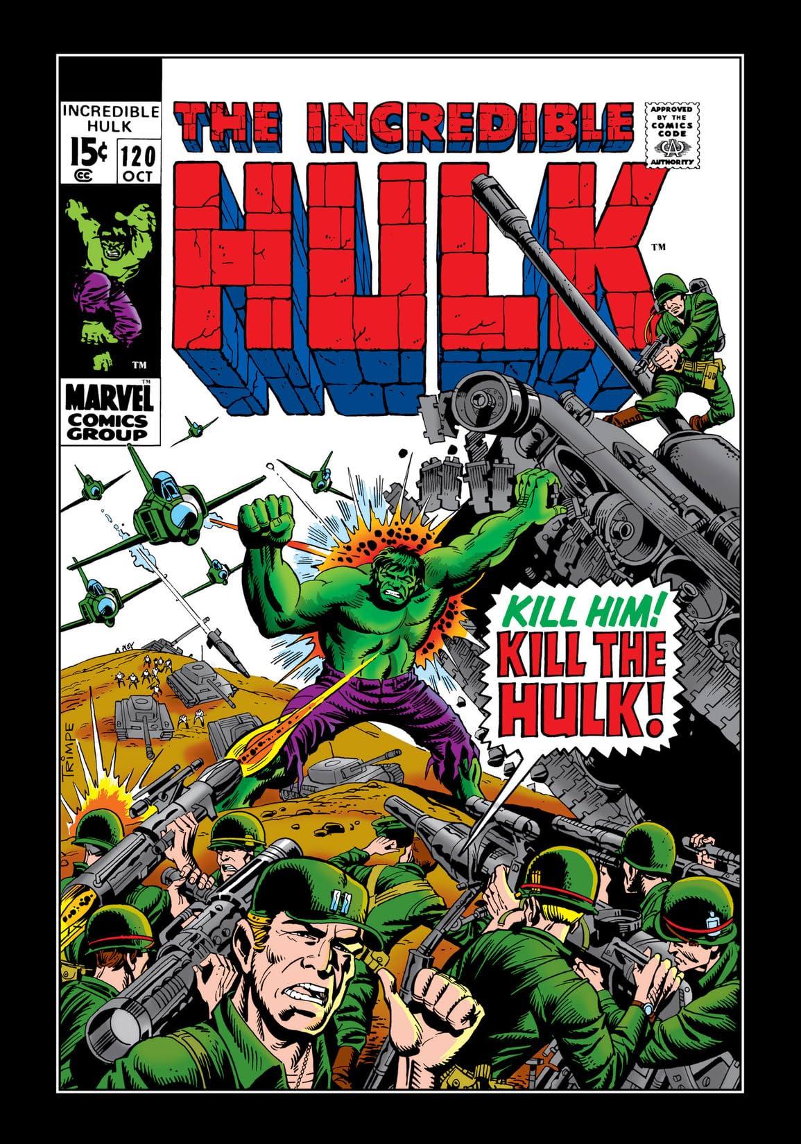 Incredible Hulk (1962-1999) #120