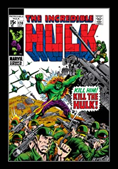 Incredible Hulk (1962-1999) #120