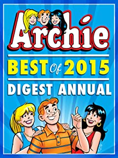 Archie: Best of 2015 Digest Annual