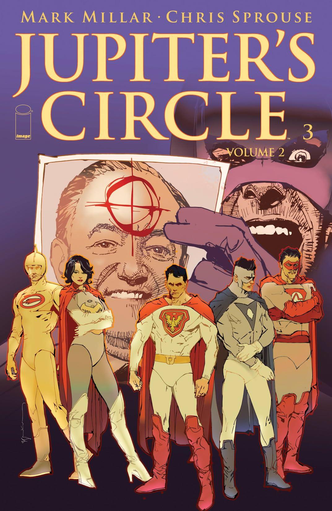 Jupiter's Circle Vol. 2 #3