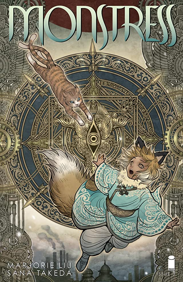 Monstress #3 Review