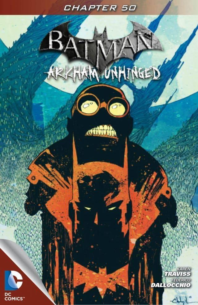 Batman: Arkham Unhinged #51