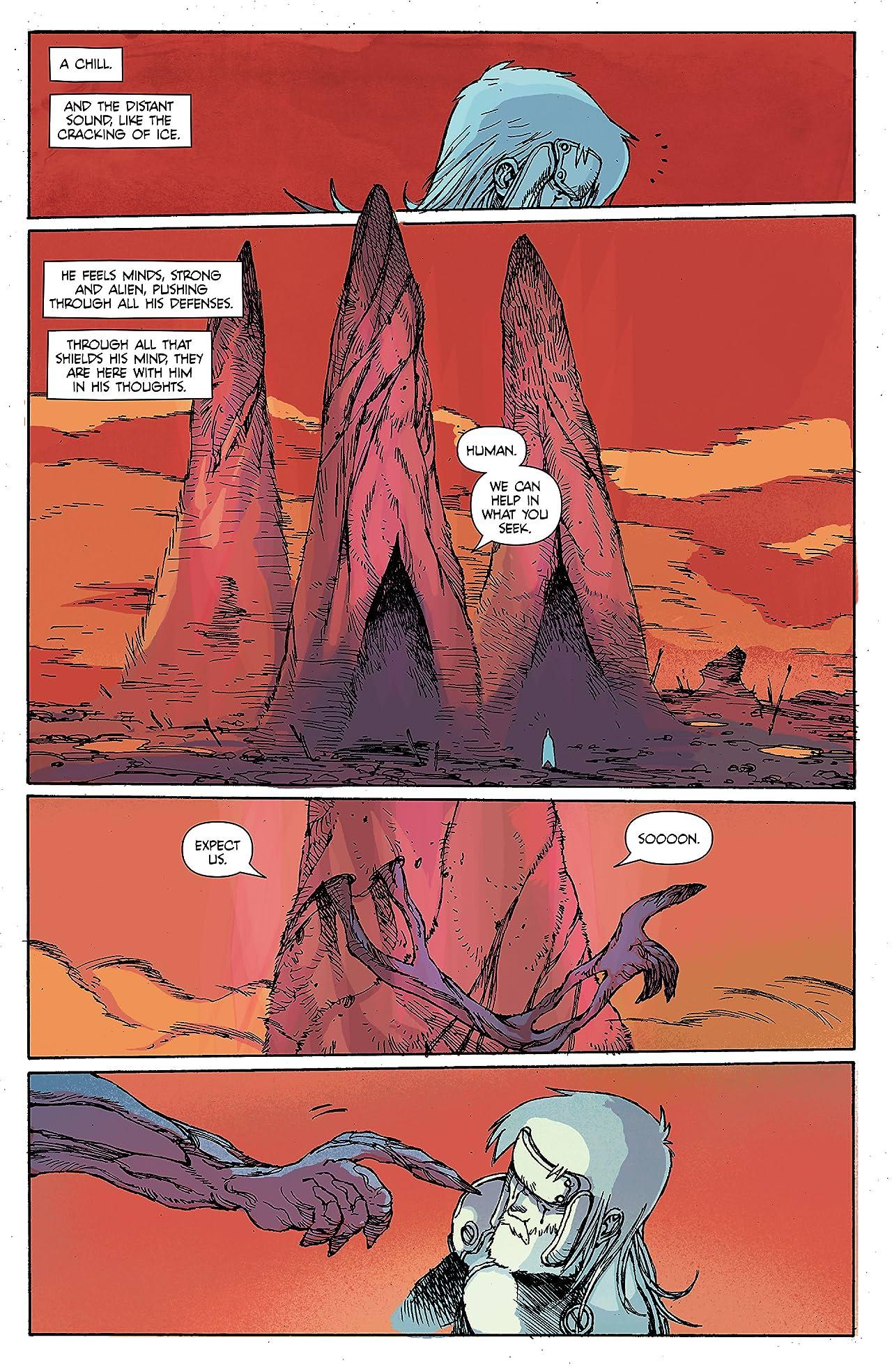 Prophet: Earth War #1 (of 4)