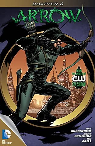 Arrow (2012-2013) No.6