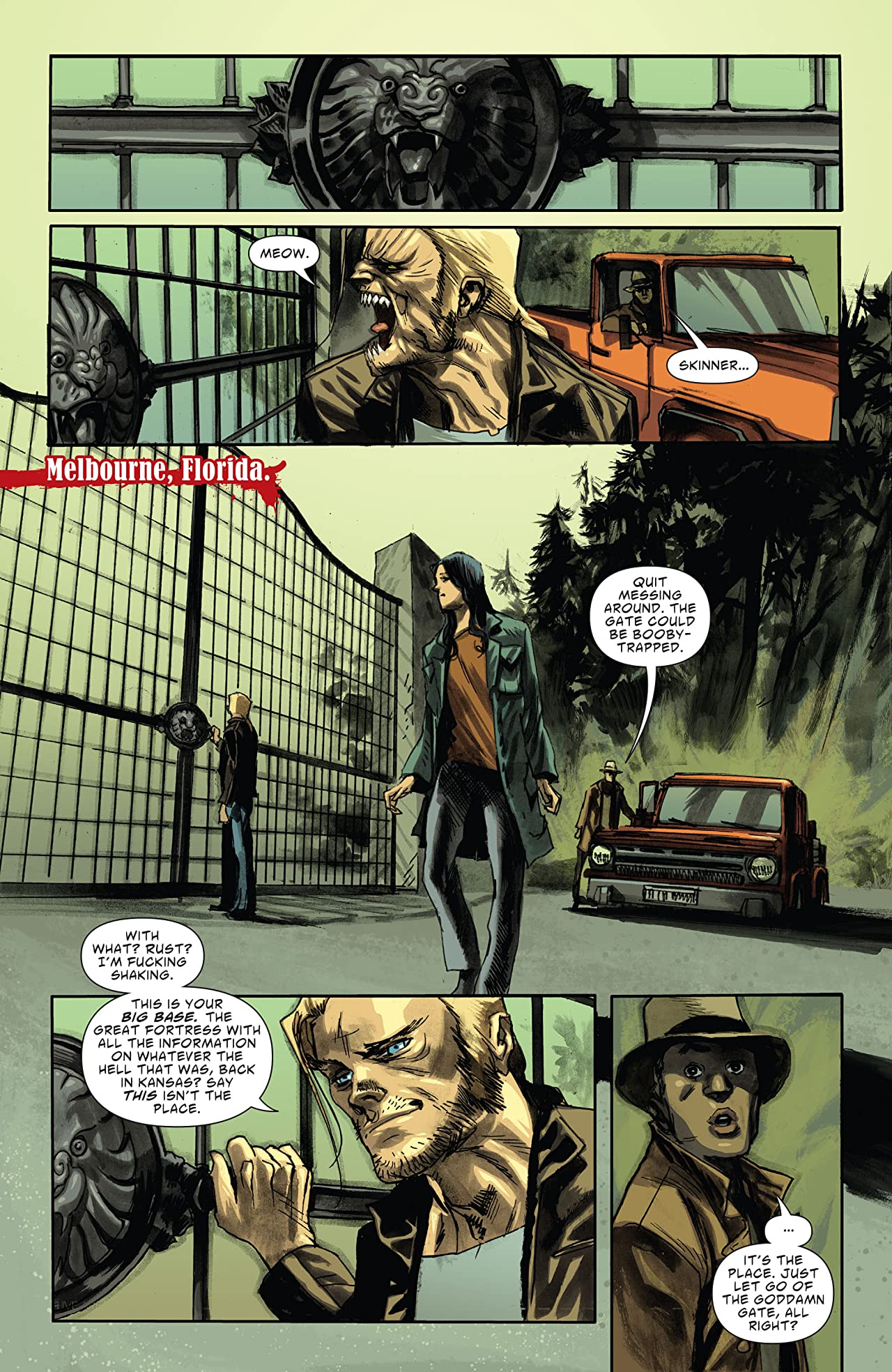 American Vampire Vol. 8