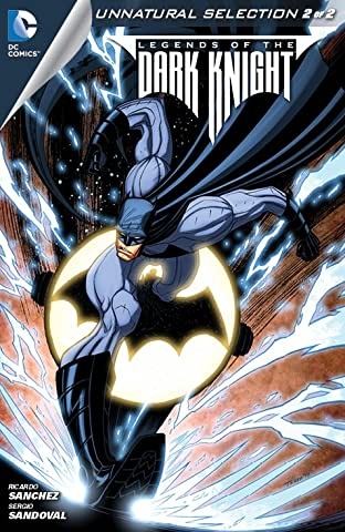 Legends of the Dark Knight (2012-2015) #24