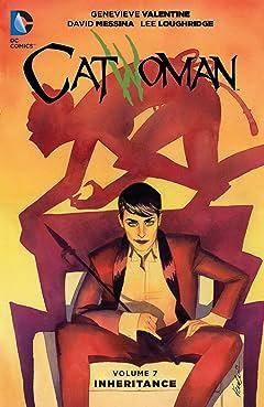 Catwoman (2011-2016) Vol. 7: Inheritance