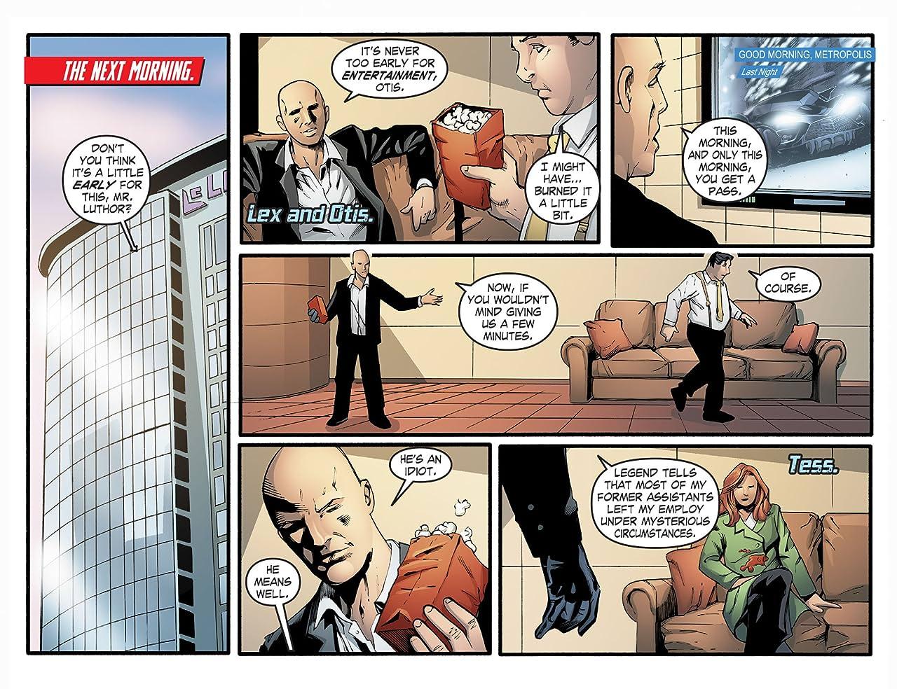 Smallville: Season 11 #22