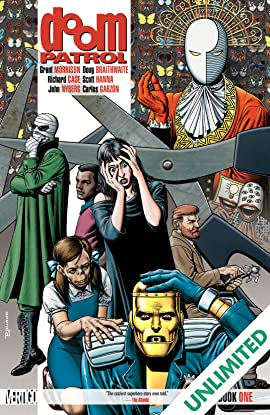 Doom Patrol (1987-1995): Book One