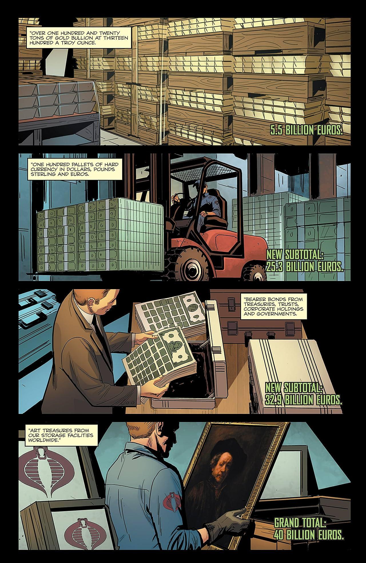 G.I. Joe (2011-2013) #19