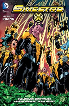 Sinestro (2014-2016) Vol. 3: Rising