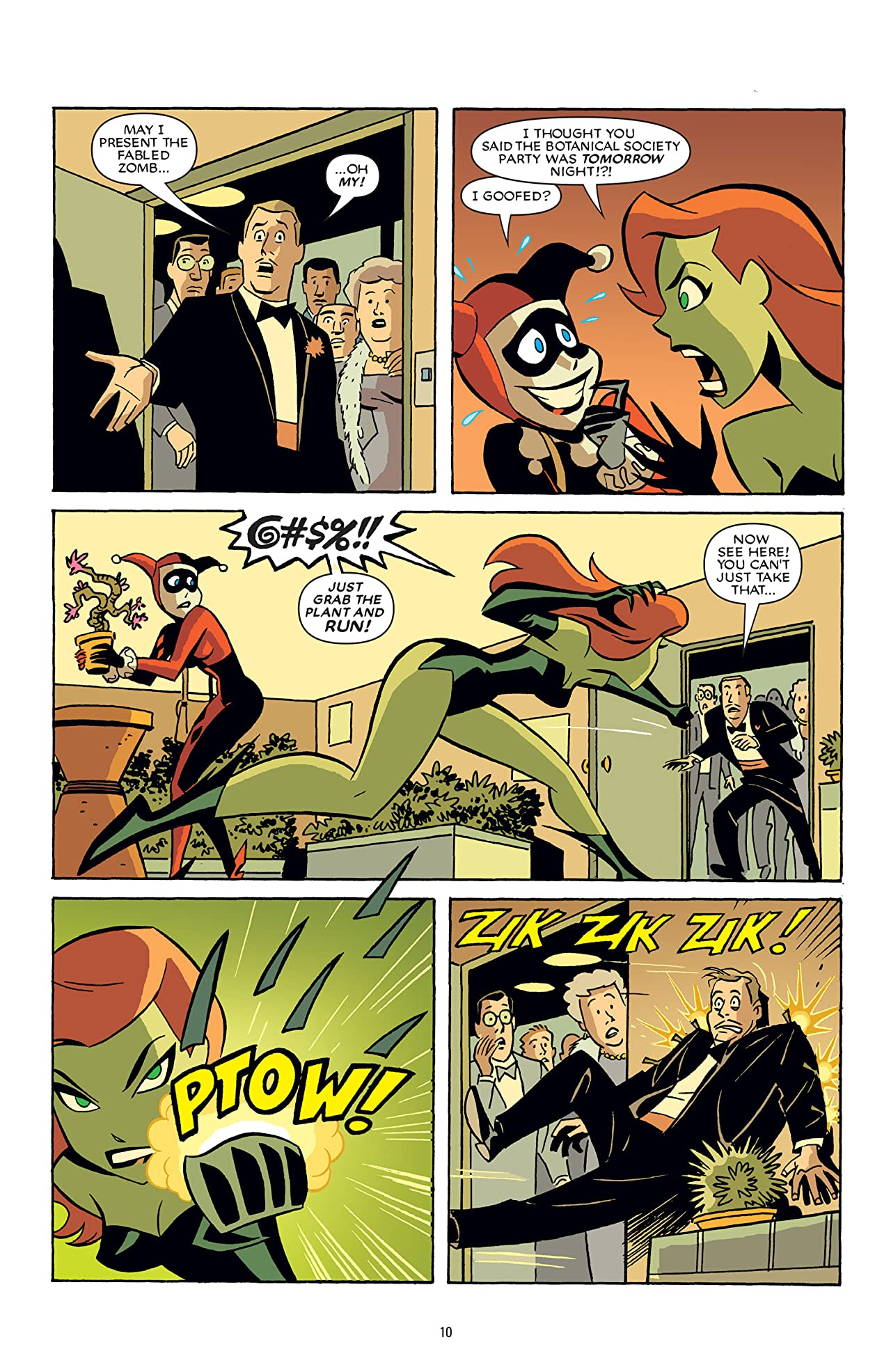Batman: Harley and Ivy: The Deluxe Edition