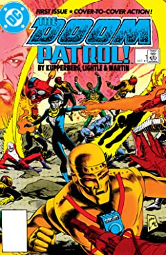 Doom Patrol (1987-1995) No.1