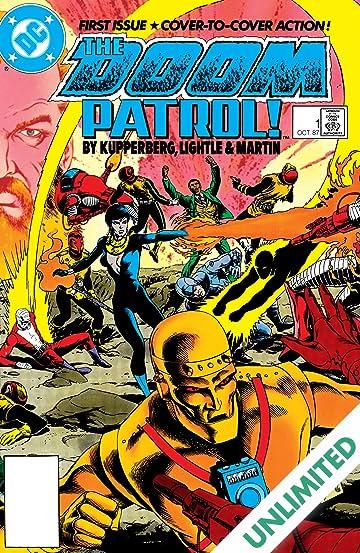 Doom Patrol 1987 1995 1 Comics By Comixology