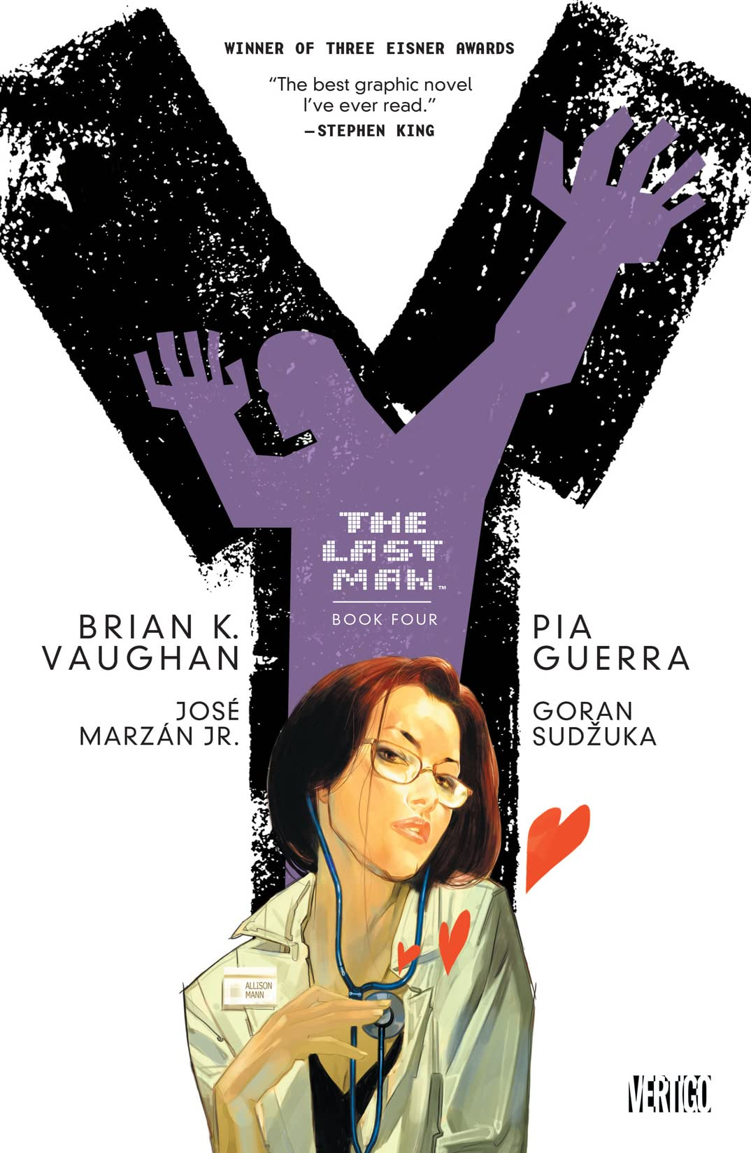 Y: The Last Man: Book Four
