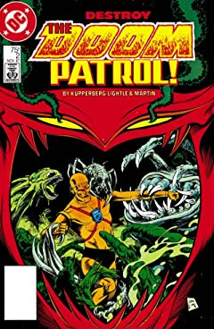 Doom Patrol (1987-1995) No.2