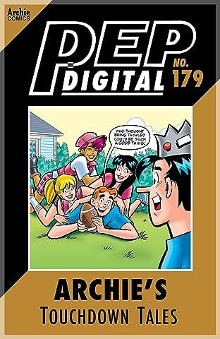 PEP Digital #179: Archie's Touchdown Tales