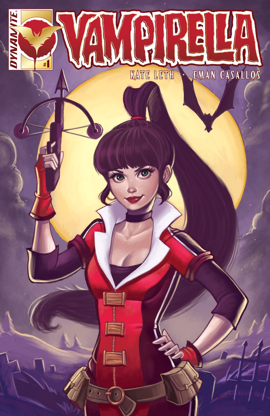 Vampirella (2016) #1: Digital Exclusive Edition