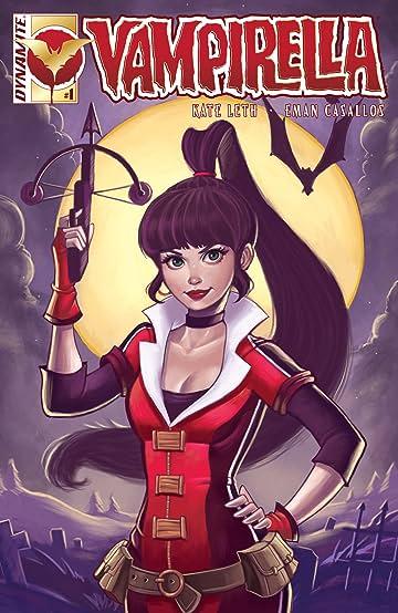 Vampirella (2016) #1: Digital Exclusive Edition