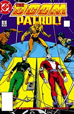Doom Patrol (1987-1995) No.3
