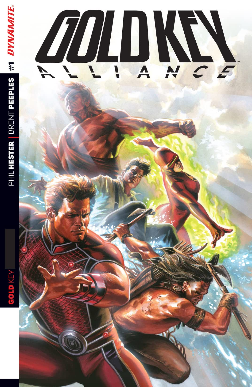 Gold Key: Alliance #1 (of 5): Digital Exclusive Edition
