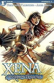Xena: Warrior Princess (2016) #1: Digital Exclusive Edition