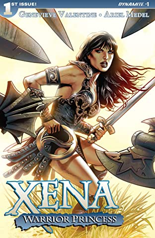 Xena: Warrior Princess (2016) No.1: Digital Exclusive Edition
