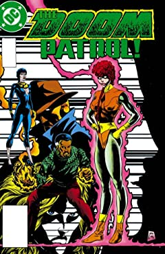 Doom Patrol (1987-1995) No.4