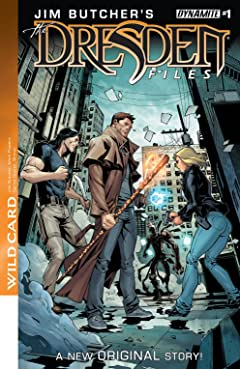 Jim Butcher's The Dresden Files: Wild Card #1 (of 6): Digital Exclusive Edition