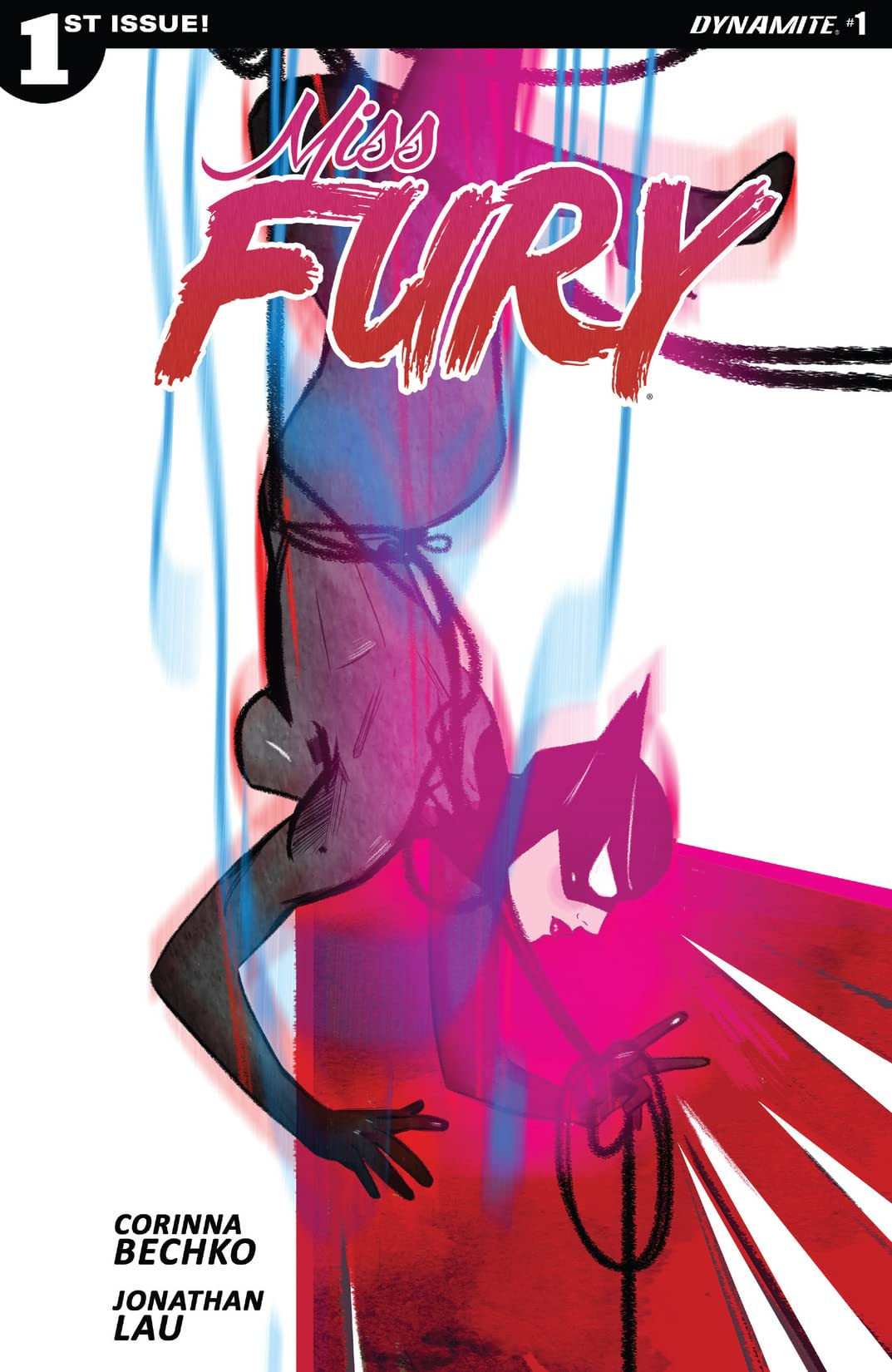 Miss Fury Vol. 2 #1 (of 6): Digital Exclusive Edition