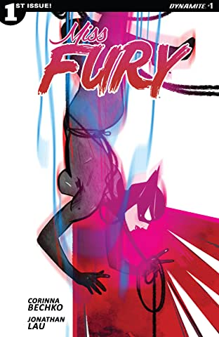 Miss Fury (2016) #1 (of 6): Digital Exclusive Edition