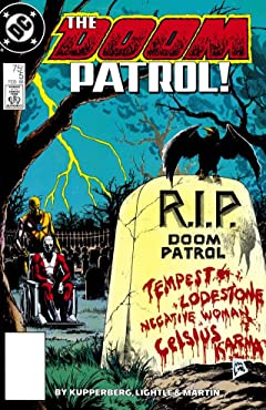Doom Patrol (1987-1995) No.5