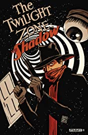 The Twilight Zone/The Shadow #1 (of 4): Digital Exclusive Edition
