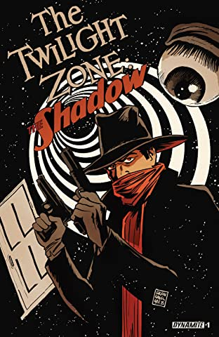 The Twilight Zone/The Shadow #1 (of 4): Digital Exclusive Edit