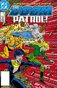 Doom Patrol (1987-1995) No.6