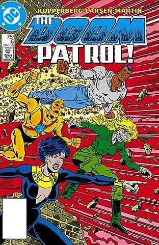 Doom Patrol (1987-1995) #6