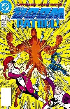 Doom Patrol (1987-1995) #7