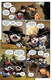 Grumpy Cat And Pokey Vol. 2 #3: Digital Exclusive Edition