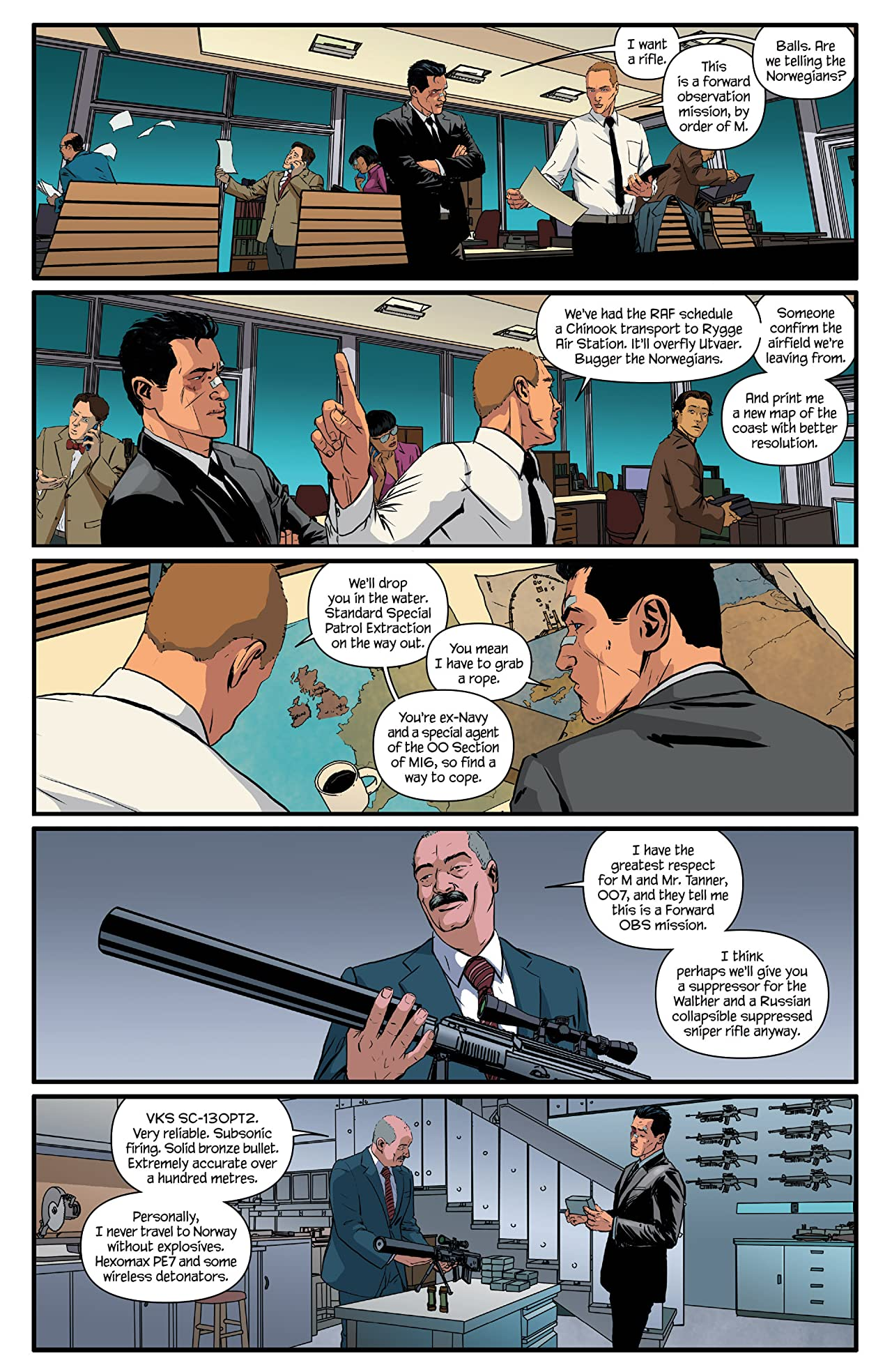 James Bond #6: Digital Exclusive Edition