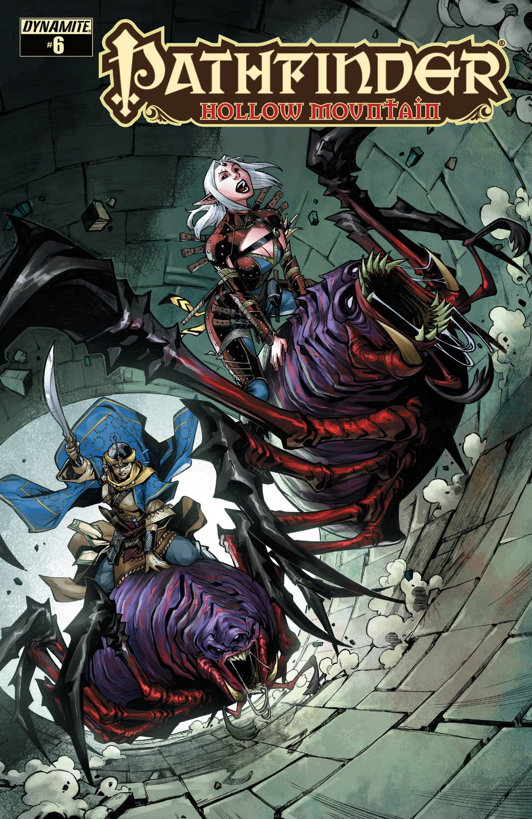Pathfinder: Hollow Mountain #6 (of 6): Digital Exclusive Edition