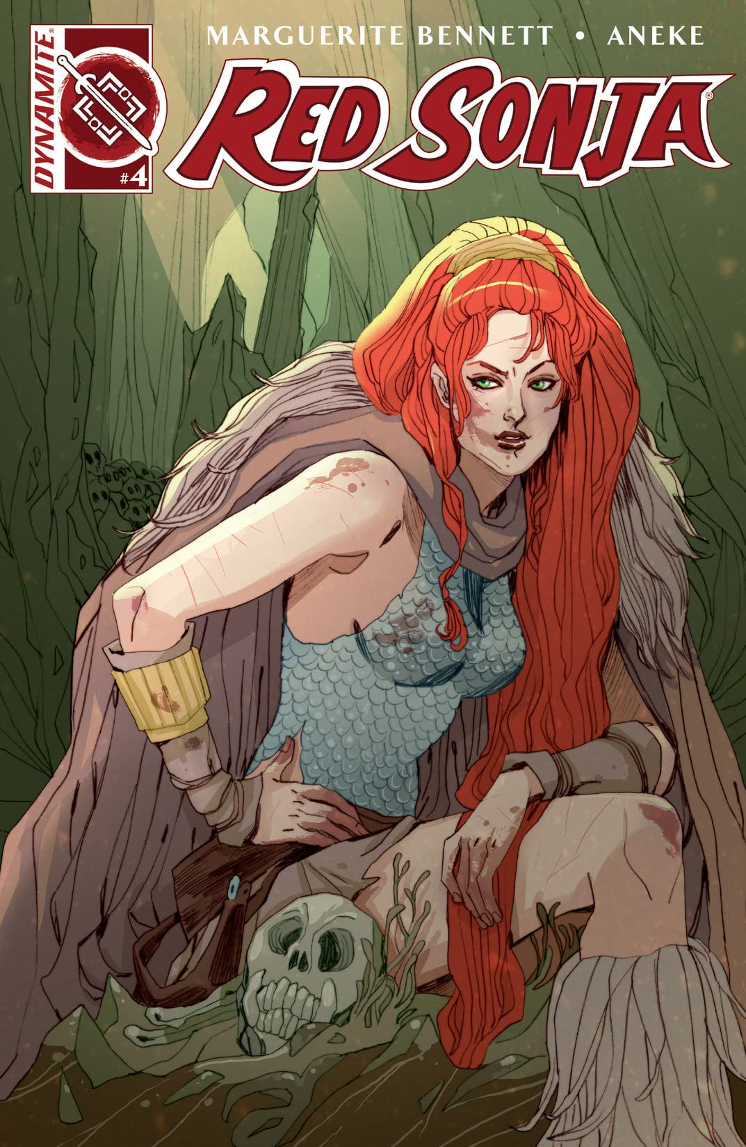 Red Sonja Vol. 3 #4: Digital Exclusive Edition
