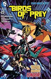 Birds of Prey (2011-2014) #14