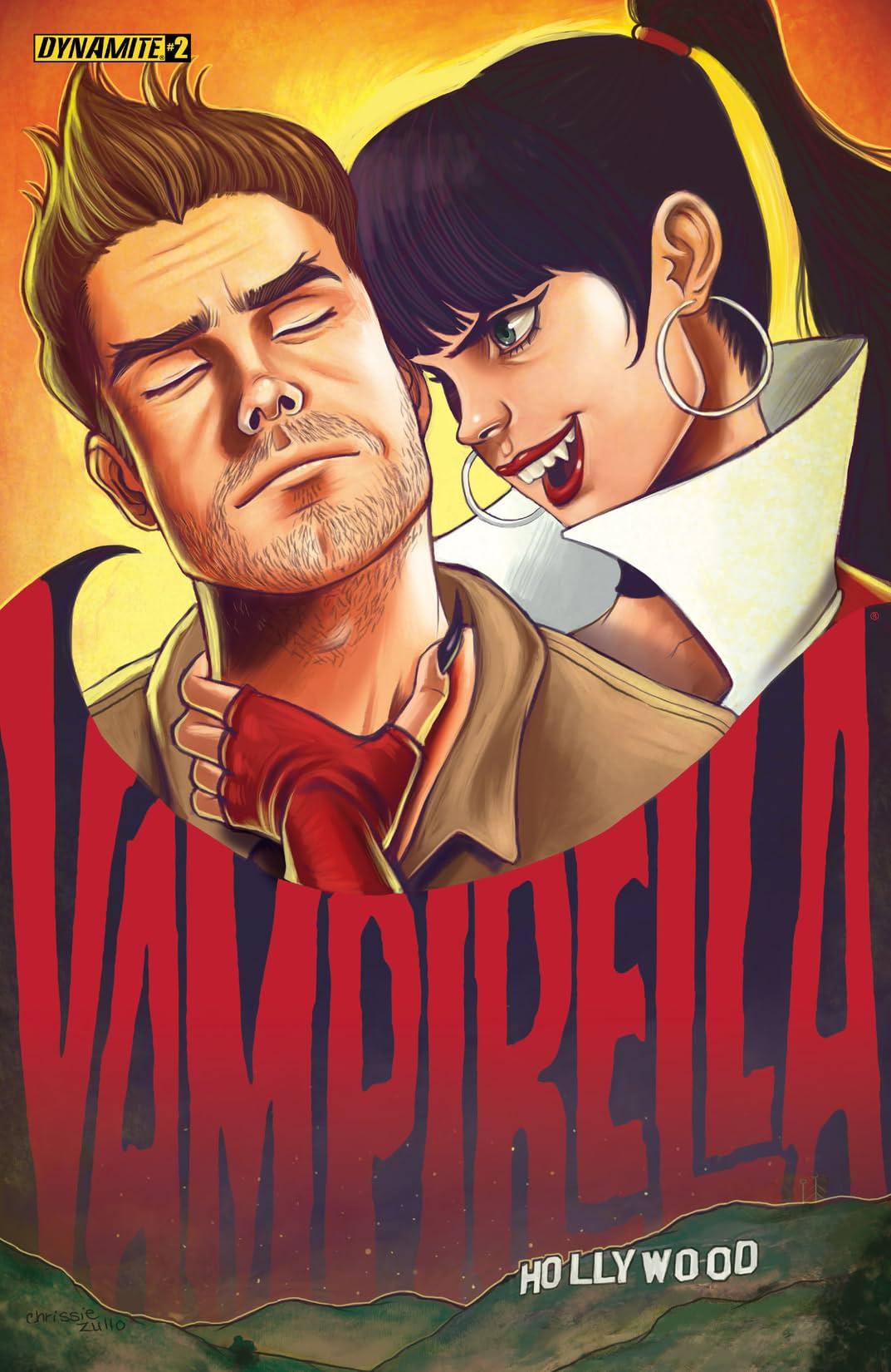 Vampirella (2016) #2: Digital Exclusive Edition