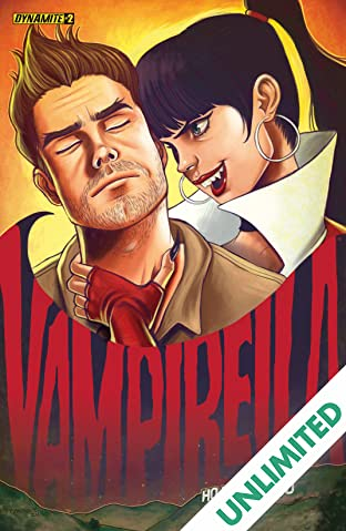 Vampirella (2016) #2: Digital Exclusive Edition