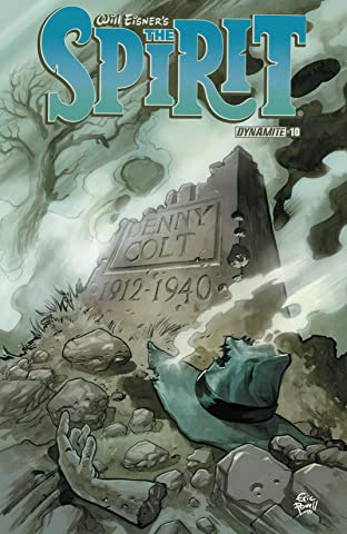 Will Eisner's The Spirit #10: Digital Exclusive Edition