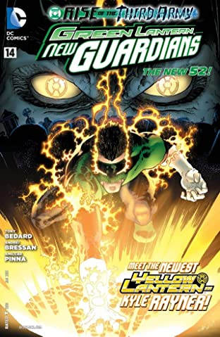 Green Lantern: New Guardians (2011-2015) No.14